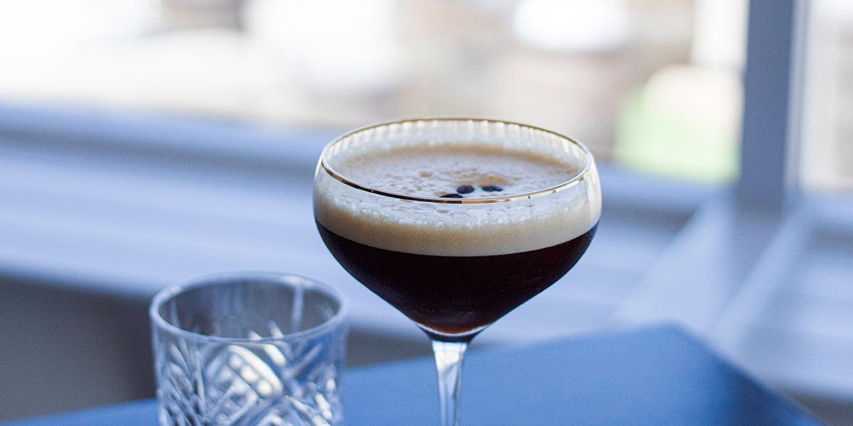 Espresso Martini website
